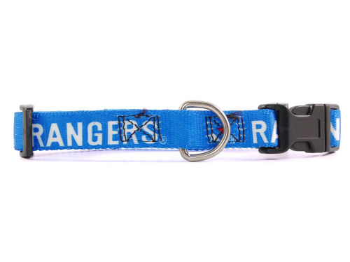 New York Rangers Large Dog Collar