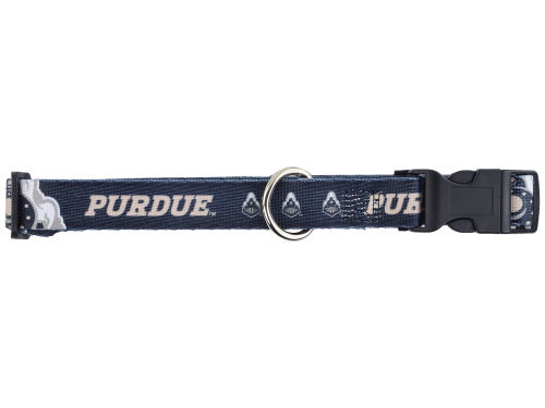 Purdue Boilermakers Hunter Manufacturing Large Dog Collar