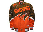 Cleveland Browns NFL Slash Jacket Jackets