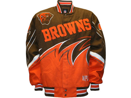 Cleveland Browns NFL Slash Jacket