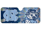 North Carolina Tar Heels Auto Sun Shade Promark Auto Accessories