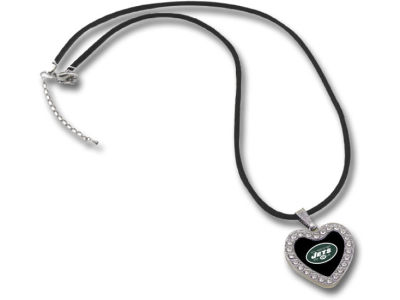 Touch Heart Crystal Necklace