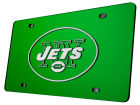 New York Jets Rico Industries Acrylic Laser Tag Auto Accessories
