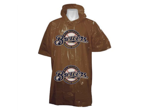 Milwaukee Brewers Poncho