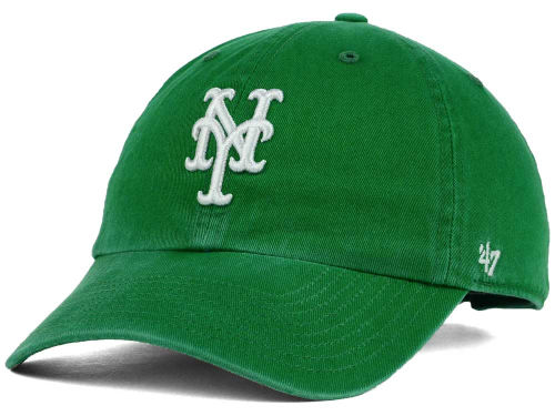 New York Mets MLB Core '47 CLEAN UP Cap Hats