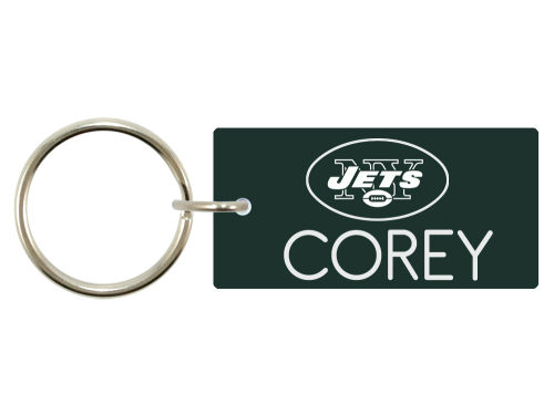 New York Jets Rico Industries #1 Fan Tag-Rico