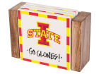 Iowa State Cyclones Ceramic Coaster Set-4 pack Gameday & Tailgate