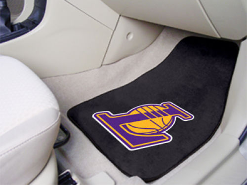 Los Angeles Lakers Car Mats Set/2