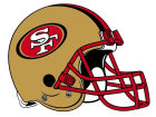 San Francisco 49ers 8in Car Magnet Auto Accessories