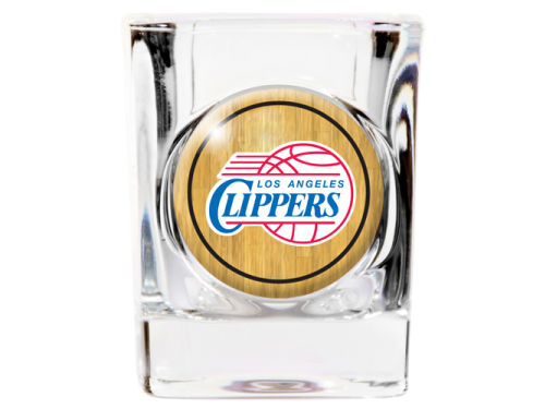 Los Angeles Clippers 35mm Square Shotglass