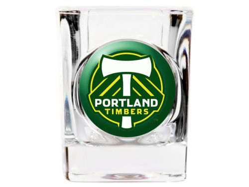 Portland Timbers 35mm Square Shotglass