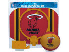 Miami Heat Slam Dunk Hoop Set Gameday & Tailgate