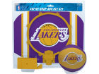 Los Angeles Lakers Jarden Sports Slam Dunk Hoop Set Gameday & Tailgate