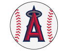 Los Angeles Angels of Anaheim Baseball Mat Home Office & School Supplies