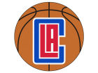 Los Angeles Clippers Basketball Mat Home Office & School Supplies