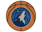 Minnesota Timberwolves Basketball Mat Home Office & School Supplies