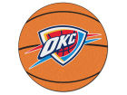 Oklahoma City Thunder Basketball Mat Home Office & School Supplies
