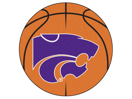 Kansas State Wildcats Basketball Mat