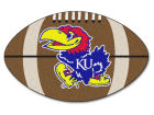 Kansas Jayhawks Football Mat Home Office & School Supplies