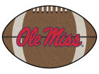 Mississippi Rebels Football Mat Home Office & School Supplies