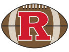 Rutgers Scarlet Knights Football Mat Home Office & School Supplies