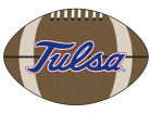 Tulsa Golden Hurricane Football Mat Home Office & School Supplies