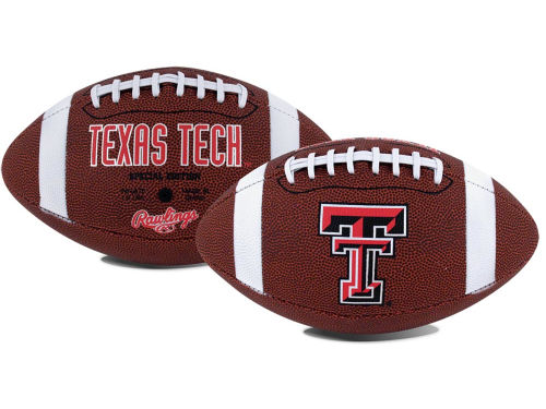 Texas Tech Red Raiders Jarden Sports Game Time Football