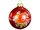 Calgary Flames Traditional Round Ornament Holiday