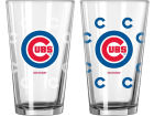 Chicago Cubs 16oz Color Changing Pint Glass Gameday & Tailgate