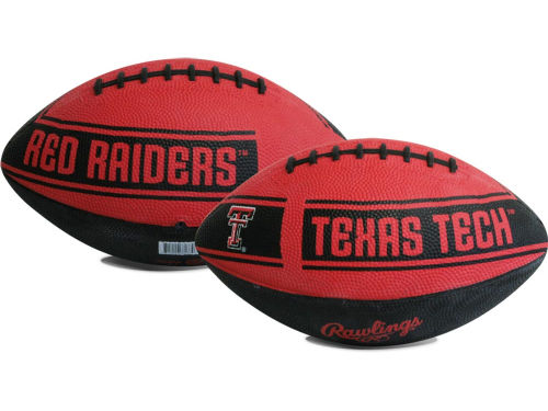 Texas Tech Red Raiders Jarden Sports Hail Mary Youth Football