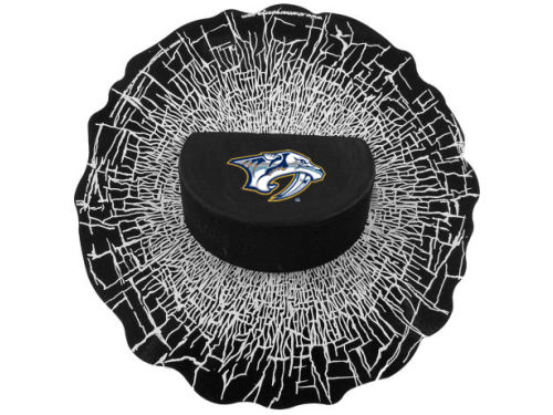 Nashville Predators Rico Industries NHL Shatter Puck