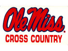 Mississippi Rebels NCAA Sport Decal Knick Knacks