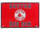 Boston Red Sox Parking Sign Auto Accessories