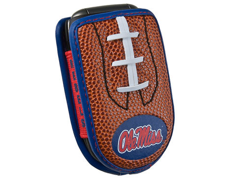 Mississippi Rebels NCAA Helmetz iPhone Case