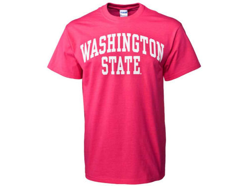 Washington State Cougars NCAA Vertical Arch T-Shirt