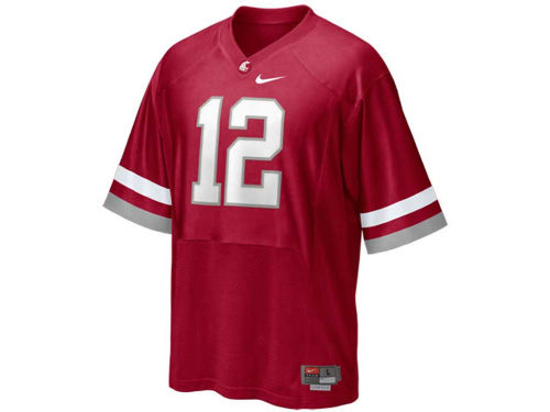 Washington State Cougars Nike NCAA Twill Rivalry Football Jersey