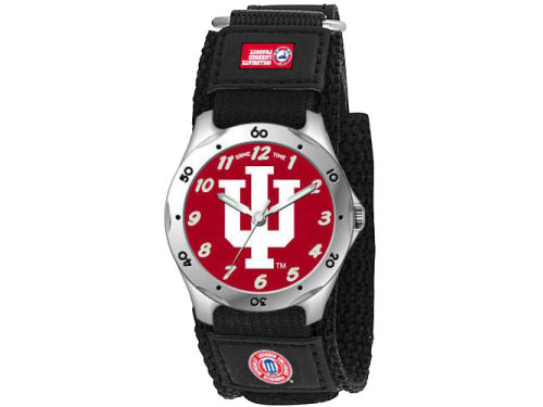 Indiana Hoosiers Game Time Pro Rookie Kids Watch Black