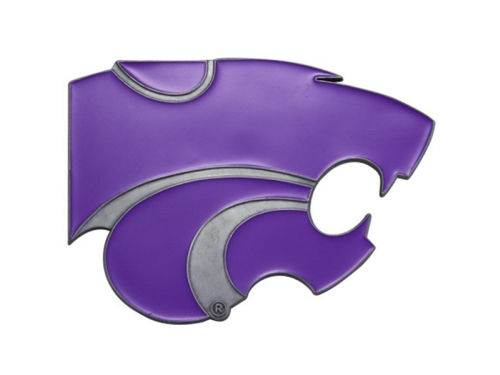 Kansas State Wildcats Logo Hitch Cover