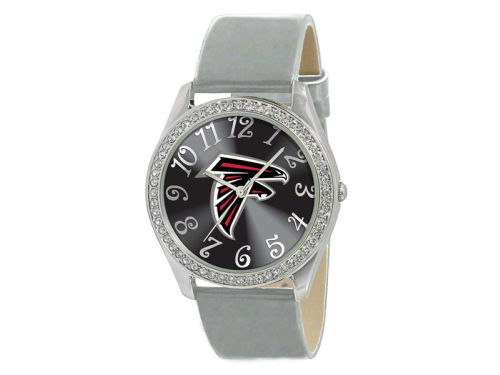Atlanta Falcons Glitz Ladies Watch