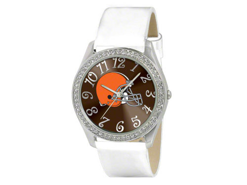 Cleveland Browns Game Time Pro Glitz Ladies Watch