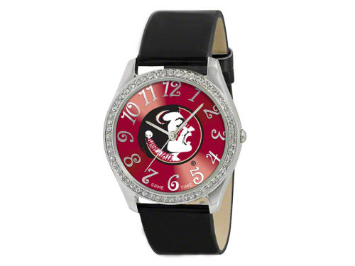 Florida State Seminoles Game Time Pro Glitz Ladies Watch