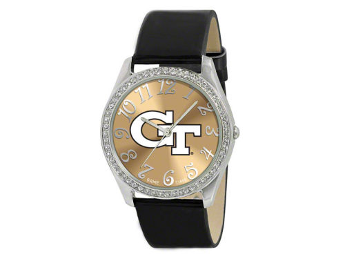 Georgia Tech Yellow Jackets Glitz Ladies Watch