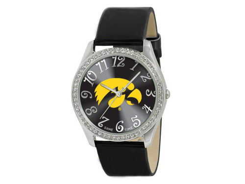 Iowa Hawkeyes Glitz Ladies Watch