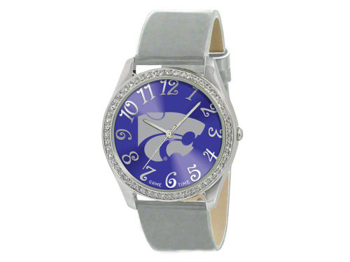 Kansas State Wildcats Game Time Pro Glitz Ladies Watch
