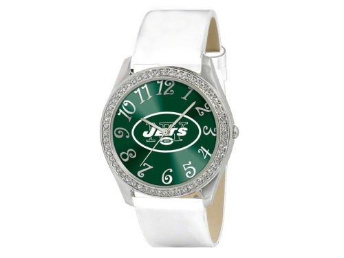 New York Jets Glitz Ladies Watch