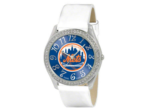 New York Mets Glitz Ladies Watch