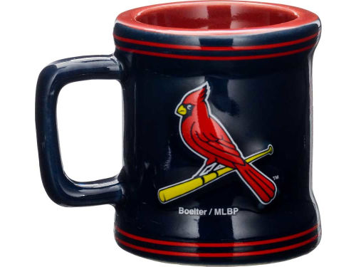 St. Louis Cardinals Boelter Brands 2oz Mini Mug Shot