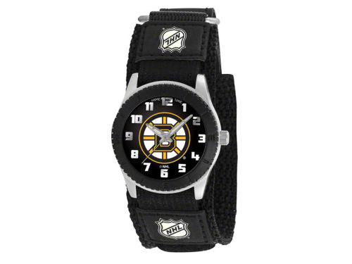 Boston Bruins Game Time Pro Rookie Kids Watch Black