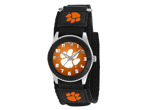 Clemson Tigers Game Time Pro Rookie Kids Watch Black