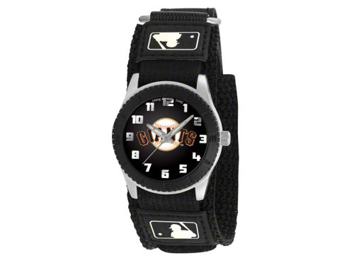 San Francisco Giants Game Time Pro Rookie Kids Watch Black